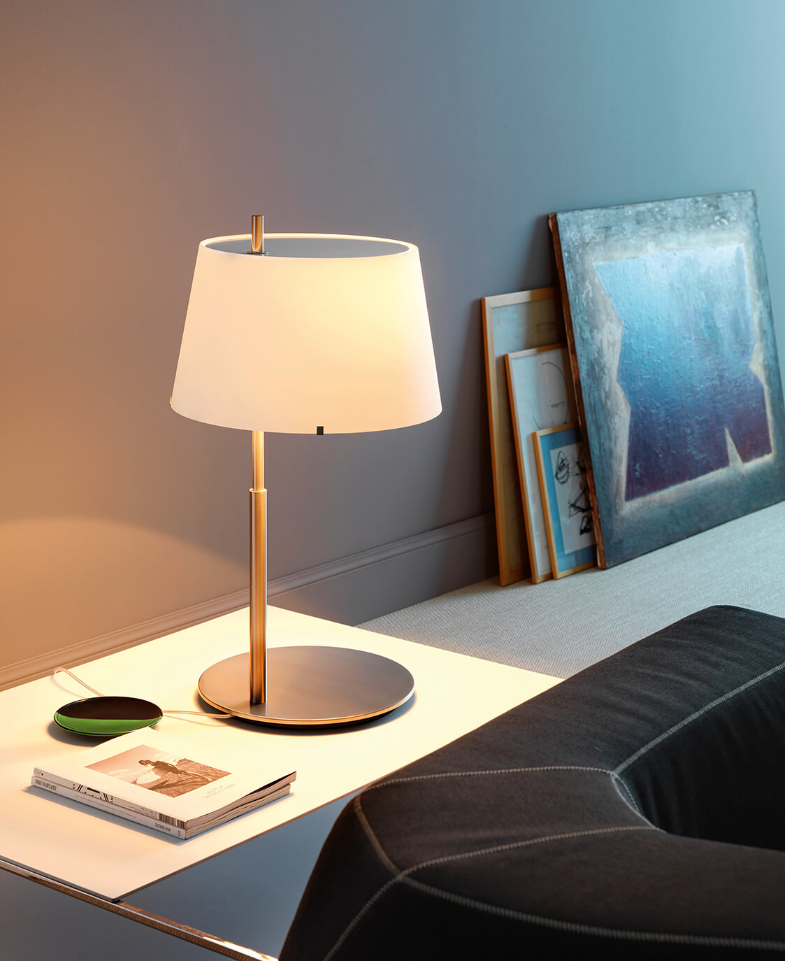 Radiant lighting passion table table lamps for Table passion